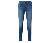 BCI Slim Fit Jeans mit Stretch-Anteil
