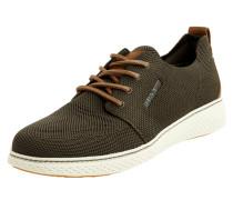 Sneaker aus Textil in Strick-Optik Modell 'Dexter'