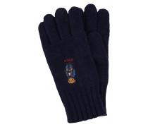 Handschuhe mit Polo Bear-Stickerei