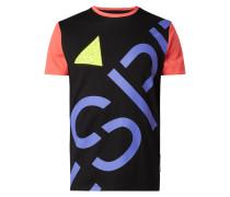 THROWBACK - T-Shirt aus Baumwolle mit Prints