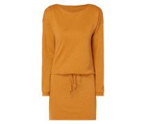 Kleid im 2-in-1-Look
