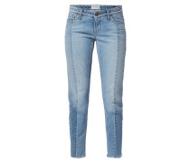 Used Look Leisure Fit Jeans