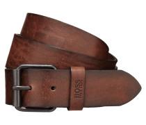 Ledergürtel im Vintage Look
