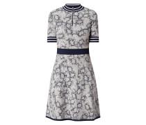 Kleid mit Stehkragen Modell 'Semele'