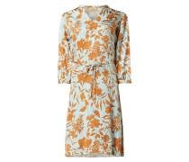 Kleid mit floralem Muster Modell 'Renata'