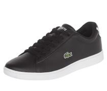 Sneaker aus Leder mit OrthoLite®-Einlegesohle