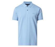 Regular Fit Poloshirt aus Pima-Baumwolle