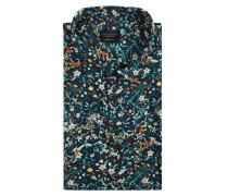 Modern Fit Freizeithemd aus reiner Viskose
