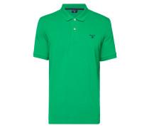 Poloshirt aus Piqué mit Logo-Stickerei