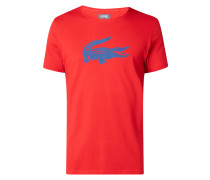 T-Shirt mit Logo-Print - Ultra Dry