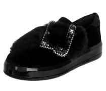 Slip-On Sneaker 'Kim 03' aus Samt