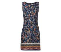 Kleid aus Viskose mit Paisley-Dessin