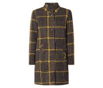 Mantel mit Woll-Anteil