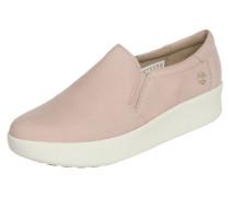 Slip-On Sneaker aus Nubukleder