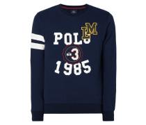 Regular Fit Sweatshirt mit Logo-Details