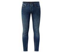 Skinny Fit Jeans mit Strecht-Anteil