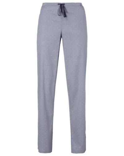 Pyjamahose mit Punktemuster