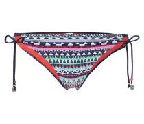 Bikinislip mit Ethno-Muster
