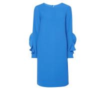Kleid mit Volantbesatz an den Ärmeln