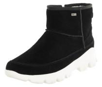 Boots 'Palomar' aus Veloursleder