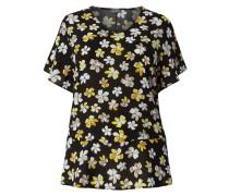 PLUS SIZE Blusenshirt mit floralem Muster