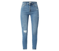 Skinny Fit Jeans Modell 'Mila' - 'Better Cotton Initiative'