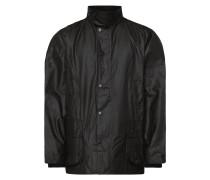 Jacke aus gewachster Baumwolle