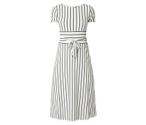Kleid mit Streifenmuster Modell 'Kristie'