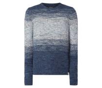 Pullover mit Farbververlauf