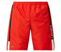 Shorts mit Logo-Details
