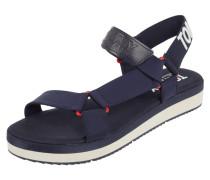 Sandalen mit Klettverschlussriegel