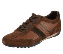 Sneaker 'Wells' aus Veloursleder - atmungsaktiv