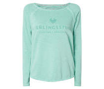 Sweatshirt aus reiner Baumwolle (Organic Cotton)