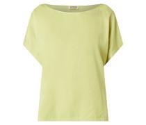 Blusenshirt mit angeschnittenen Ärmeln Modell 'Somia'