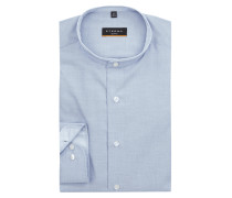 Slim Fit Business-Hemd aus Oxford