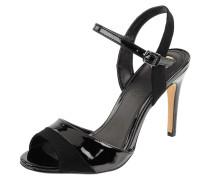 Sandalette in Lack-Optik Modell 'Aida'