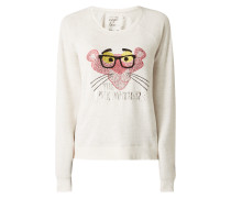 Pullover mit Pink Panther©-Print