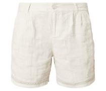 Shorts aus reinem Leinen