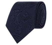 Krawatte aus Seide mit Paisley-Dessin