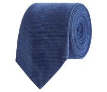 Krawatte aus Seide-Viskose-Mix (6 cm)