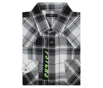 Modern Fit Freizeithemd mit sehr kurzem Arm