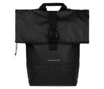Rucksack mit Überschlag und Klickverschluss