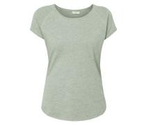 T-Shirt mit Pilling-Effekt