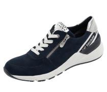 Sneaker Wedges mit Reißverschluss