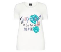 PLUS SIZE - T-Shirt mit Print