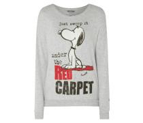 Sweatshirt mit Snoopy©-Print und Message