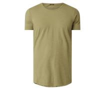 T-Shirt aus Slub Jersey Modell 'Ingo'