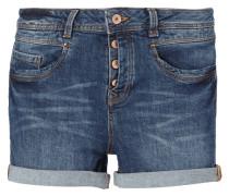 Stone Washed Jeansshorts mit Stretch-Anteil