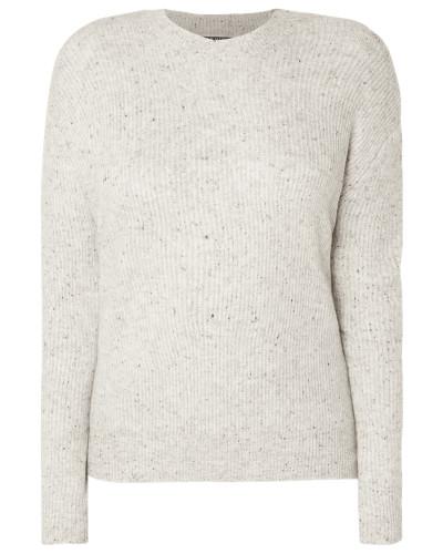 Pullover mit Pilling-Effekt