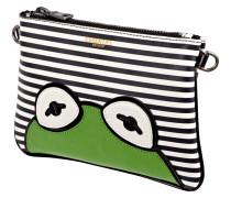 Crossbody Bag mit Kermit-Aufnäher